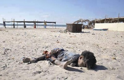 Children-killed-by-Israel-on-beach