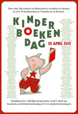 kinderboekendag affiche